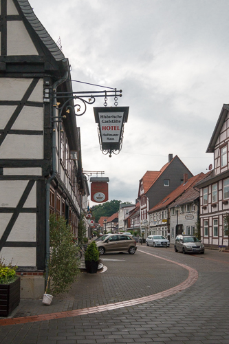 Hoffmannhaus in Fallersleben